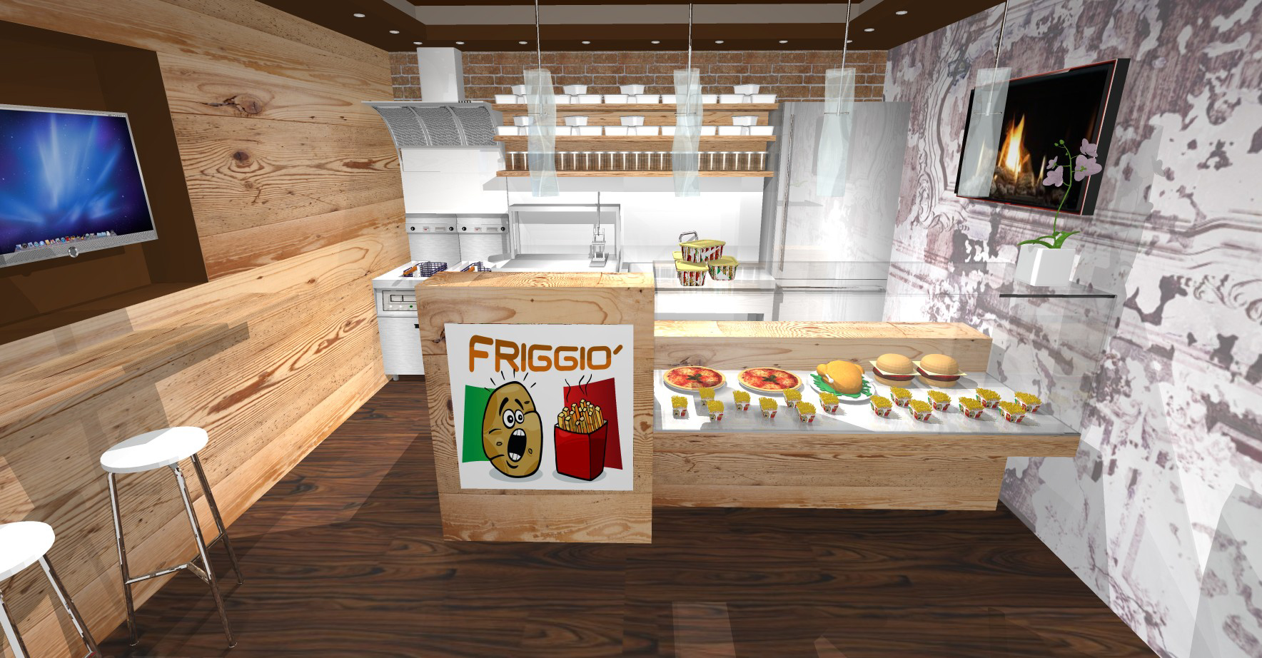 Friggitoria Ferrara